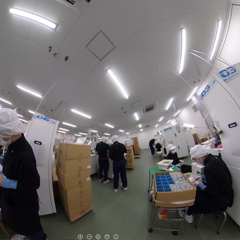 株式会社タナベ様 工場見学VR