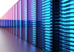 データ保存サーバーイメージ